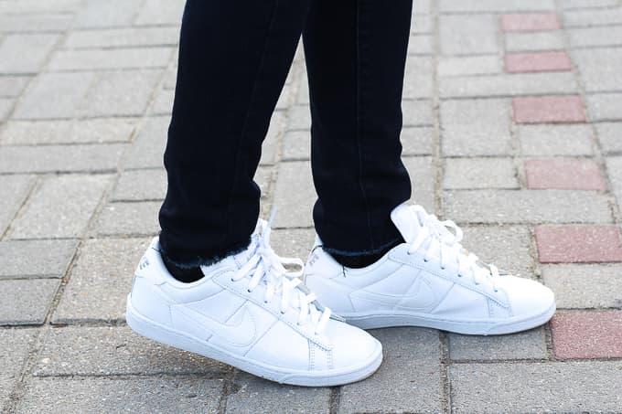 Nike White Sneakers 2016